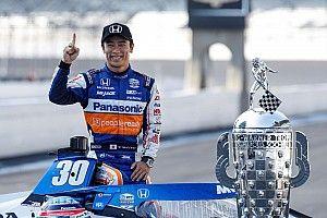 """「来年もインディカーで""""挑戦""""したい」と語る佐藤琢磨、3度目のインディ500制覇にも意欲"""