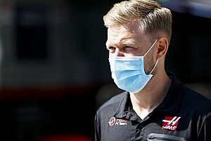 Na Grosjean vertrekt ook Magnussen bij Haas