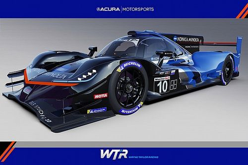 Acura prototypes to be run by Taylor, Shank in 2021