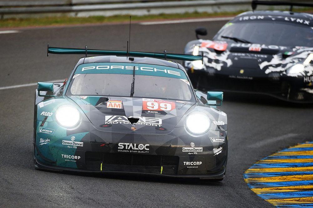 Tincknell joins Proton Porsche for Le Mans GTE Am assault