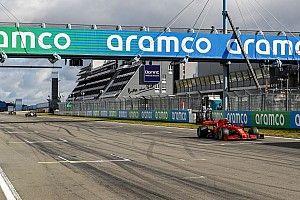 Así vivimos la clasificación para el Gran Premio de Eifel de F1