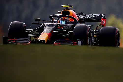 F1マシンが離陸するような感覚……アルボン、初開催アルガルヴェを解説