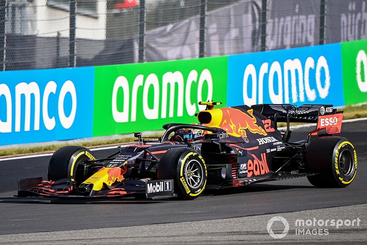 """Albon: """"Upgrade brengt Red Bull veel dichter bij Mercedes"""""""