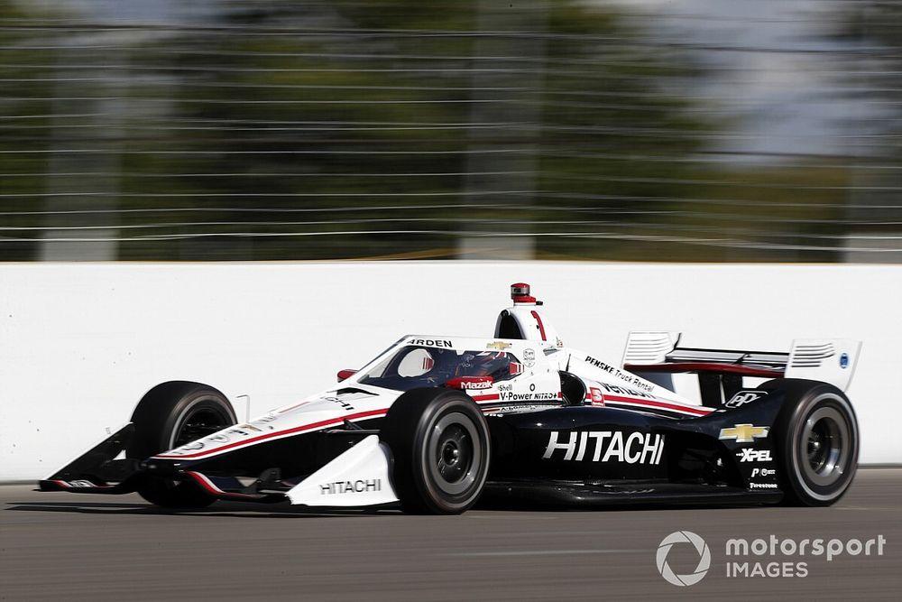 Indy: Newgarden segura O'Ward para vencer em Gateway; Kanaan é 19º em última prova