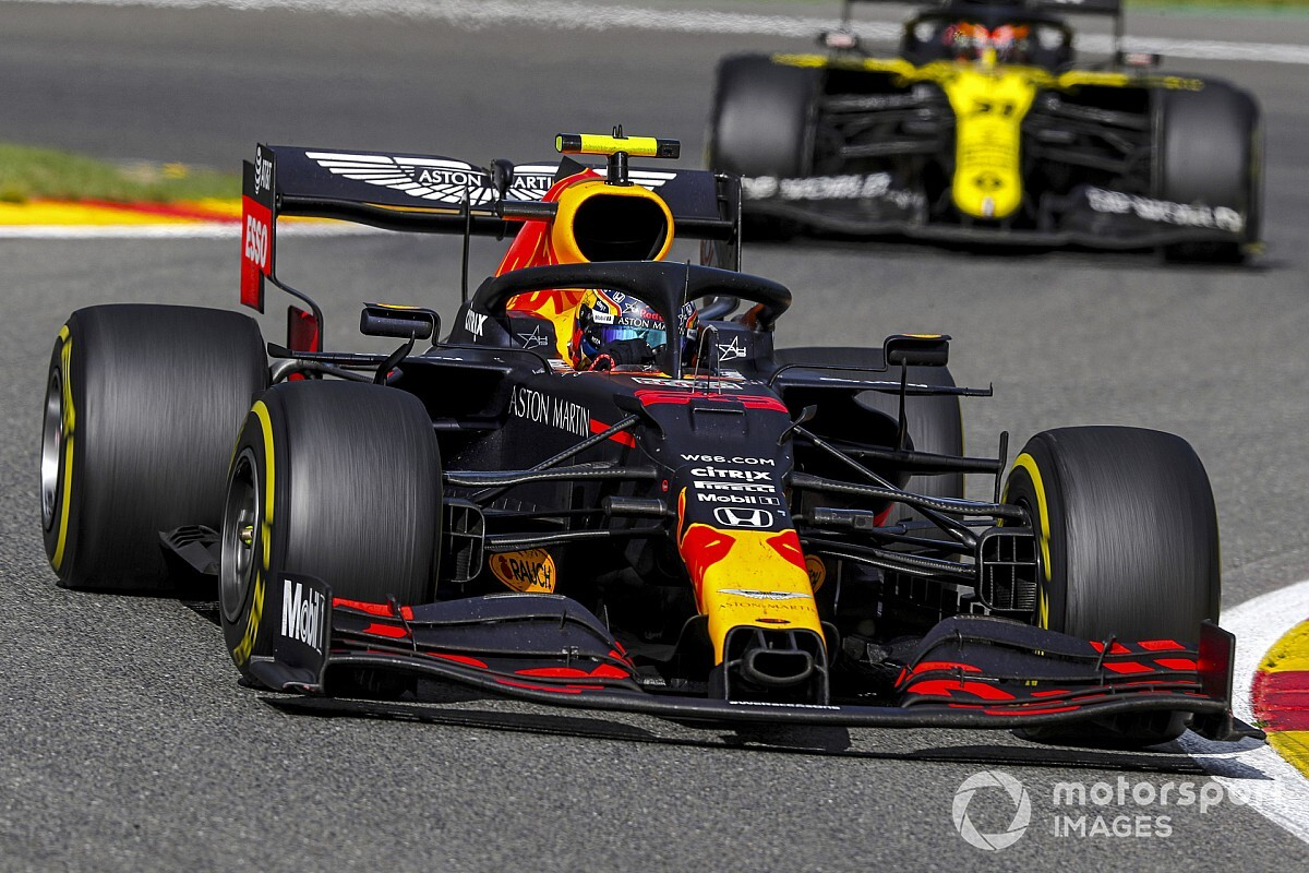 """Red Bull denies Renault's claim it """"missed a trick"""" in F1"""