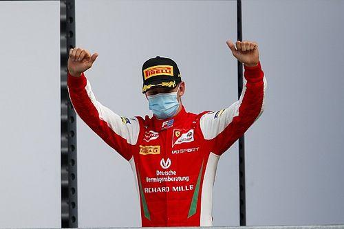 Monza F2: Schumacher kazandı, şampiyonluk savaşı kızıştı!