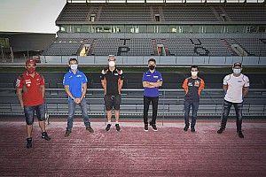 Suzuki dan KTM Memiliki Pembalap Penguji Tidak Biasa