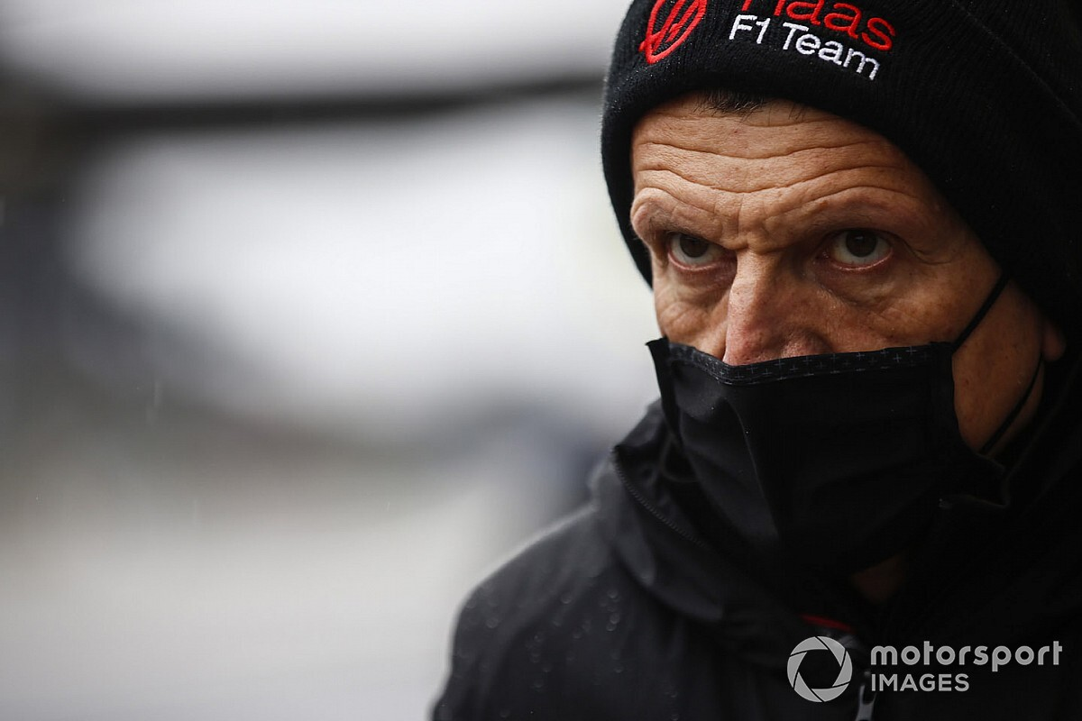 Steiner, Haas'ın çaylaklara yönelme kararını savundu