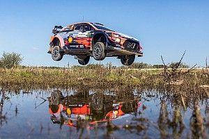 Las mejores fotos del viernes del Rally de Italia-Cerdeña 2020