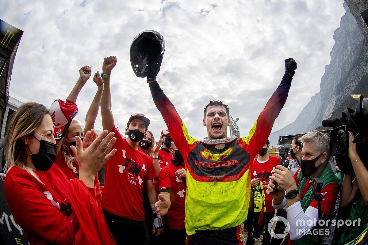 Campeones del MXGP 2020: un casi recién llegado y un tetracampeón