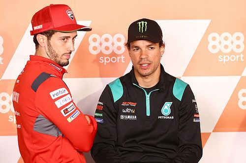 Qué tiene que hacer el Sepang Racing Team para convencer a Dovizioso