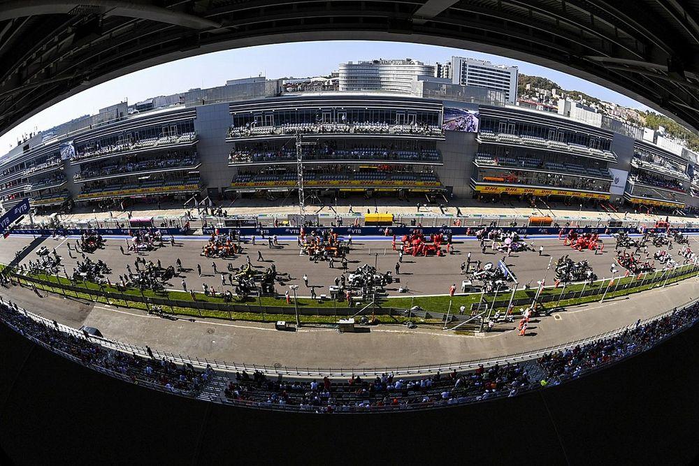 Трасса в Сочи не будет закрыта после потери гонки Формулы 1