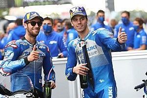 Ces Grands Prix où Suzuki a placé deux pilotes sur le podium