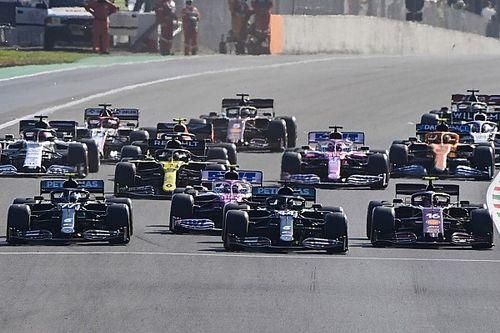 Estado del campeonato después del GP de Toscana F1