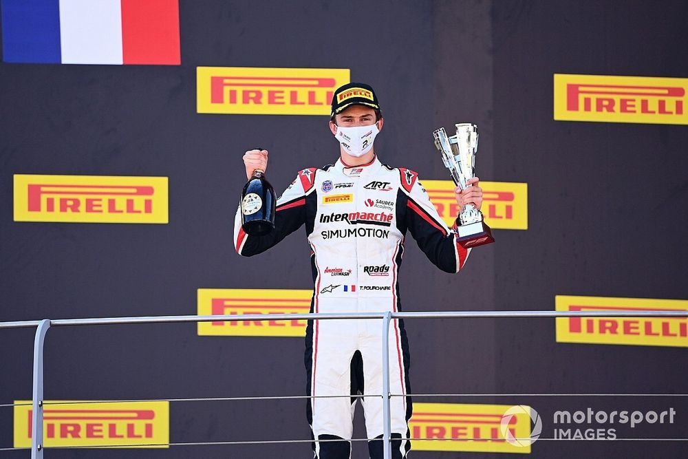 Sauber'in genç sürücüsü Pourchaire, ART ile F2'de yarışacak