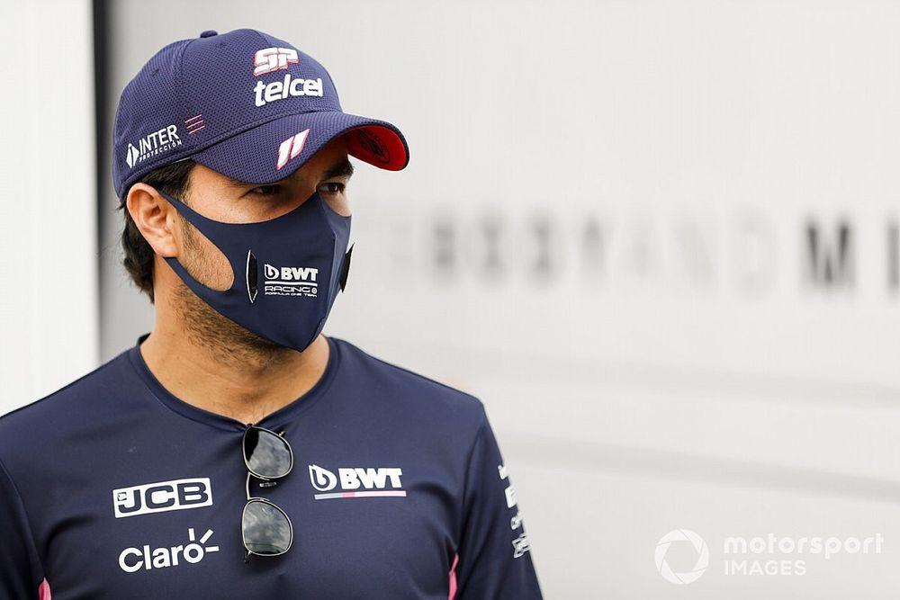 "Pérez prioriza contrato de dois anos para seguir na F1 e descarta ano sabático: ""Se for assim, prefiro me aposentar"""