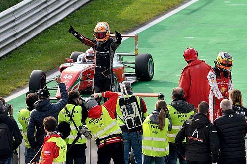 F4, Monza, Gara 2: Pizzi show, vince ancora