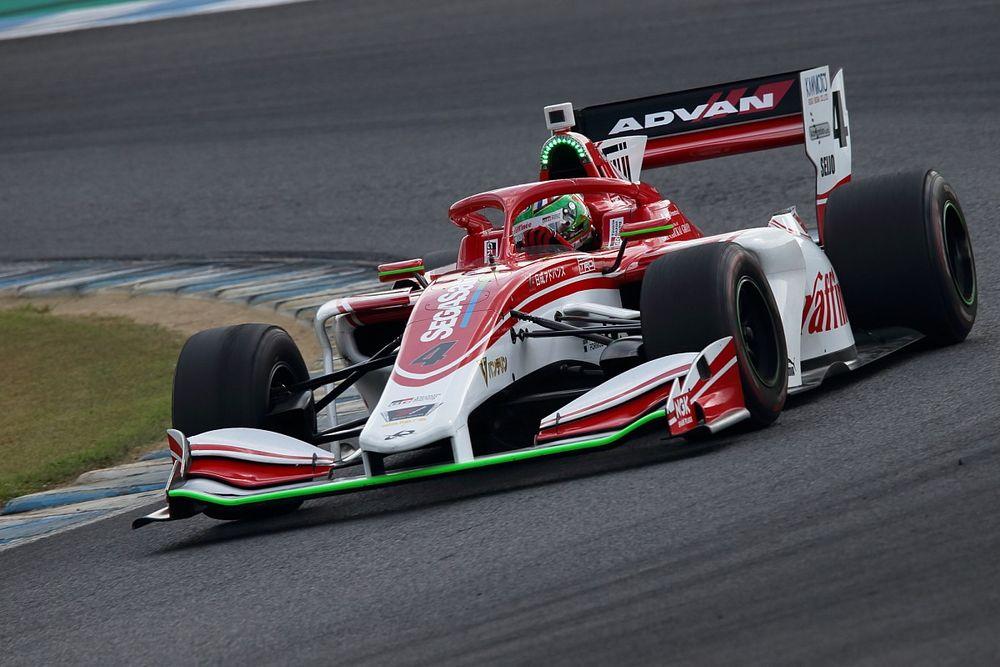 Fenestraz braced for tough comeback Super Formula races