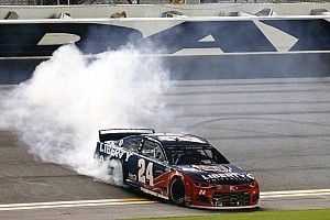 William Byron takes dramatic first Cup win at Daytona