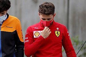 """Leclerc: """"Situazione incomprensibile. Domani? Nessun miracolo"""""""