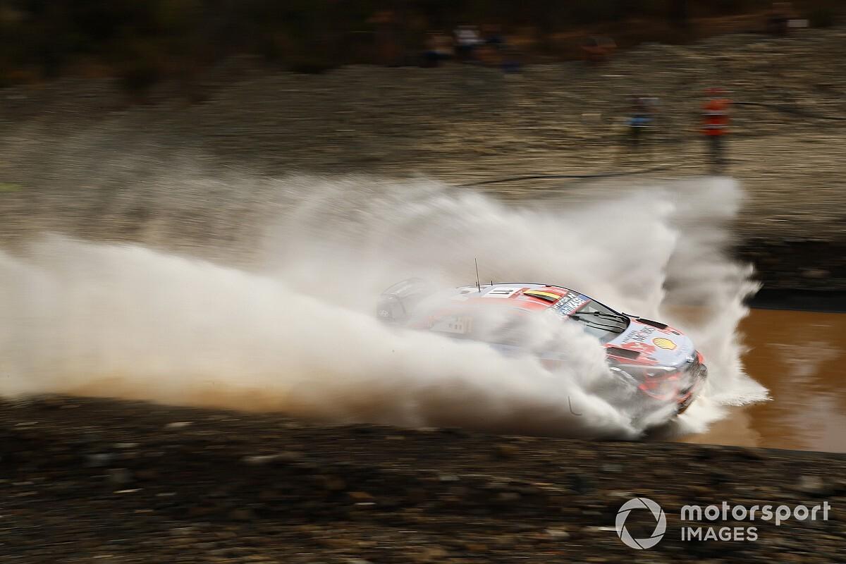 WRC: las mejores fotos del Rally de Turquía 2020