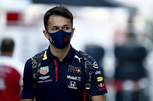 How Albon plans to fight his way out of Red Bull limbo