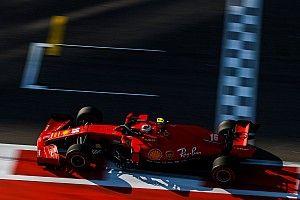 Las mejores fotos del viernes del GP de Rusia de Fórmula 1