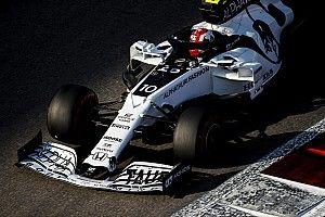 """Gasly baalt enorm van Honda-vertrek: """"Gaat juist de goede kant op"""""""