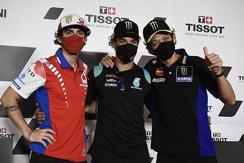 Morbidelli: Rossi Akan Buat Petronas Yamaha Lebih Termotivasi