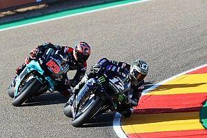 EL2 - Yamaha confirme son triplé devant Mir, Ducati en difficulté
