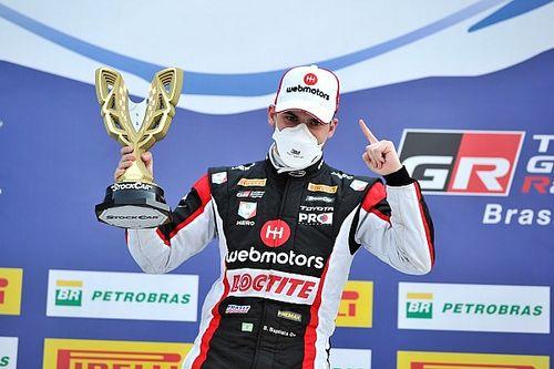 Stock Car: Bruno Baptista conquista primeira pole da carreira em Cascavel