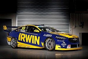 Winterbottom's first Holden Supercar revealed