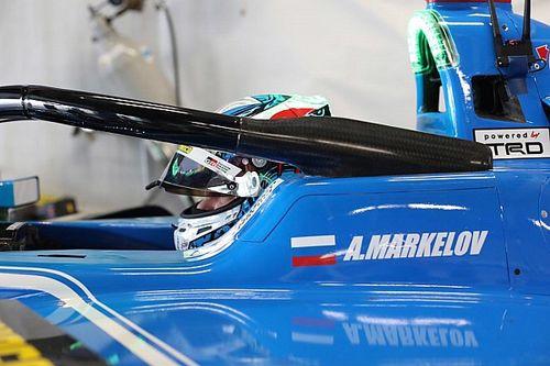 Маркелов опробовал новую машину Суперформулы