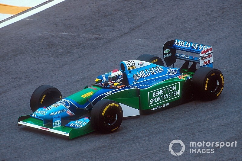 Vandaag 26 jaar geleden: Het debuut van Jos Verstappen in de Formule 1