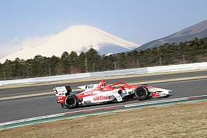 Toyota teams dominate final day of Super Formula testing