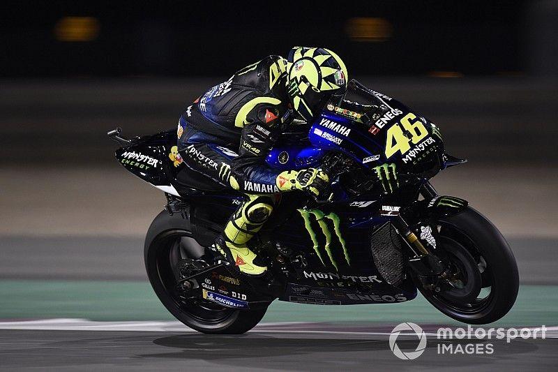 """Rossi freia expectativas da Yamaha: """"estamos igual ao ano passado"""""""