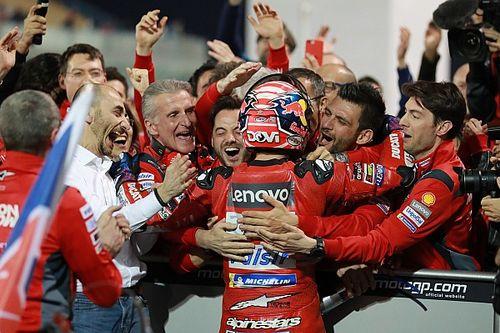 La picaresca de Ducati, la obligación de Aprilia