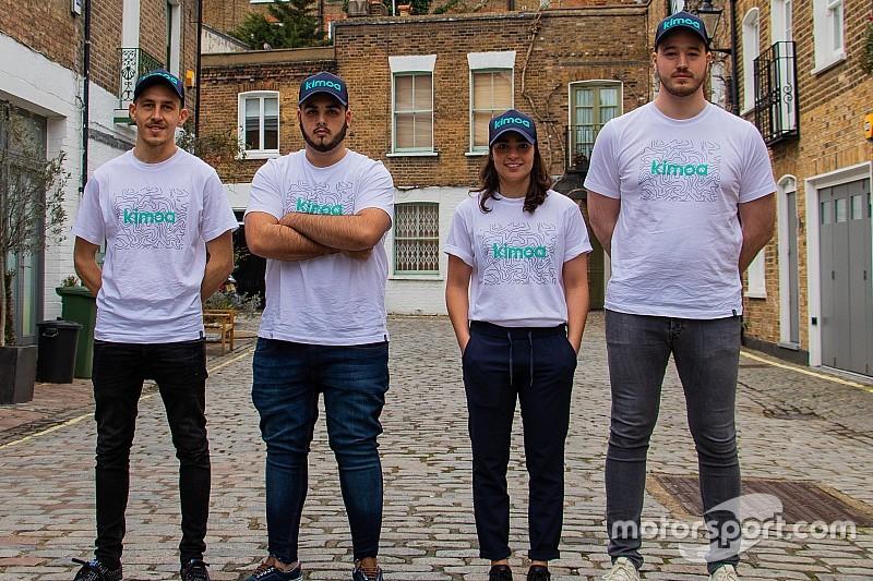 Alonso presenta su nuevo equipo de eSports