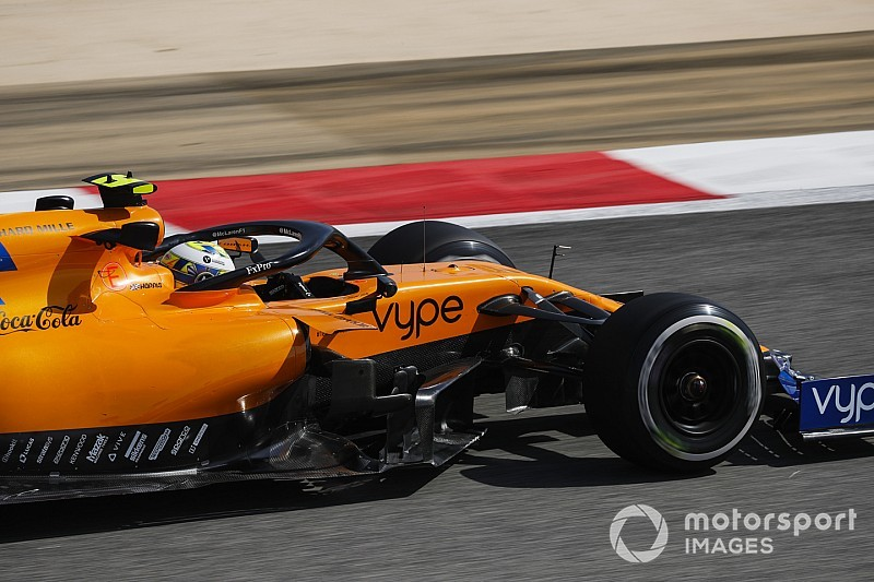 Meglepően jó a McLaren Bahreinben: ismét Q3?