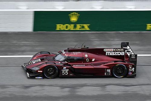 Bomarito lleva a Mazda a la cima en la segunda sesión