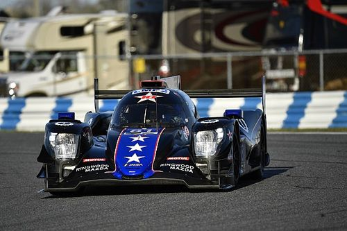 """DragonSpeed """"not here to make up the numbers"""" in IndyCar"""