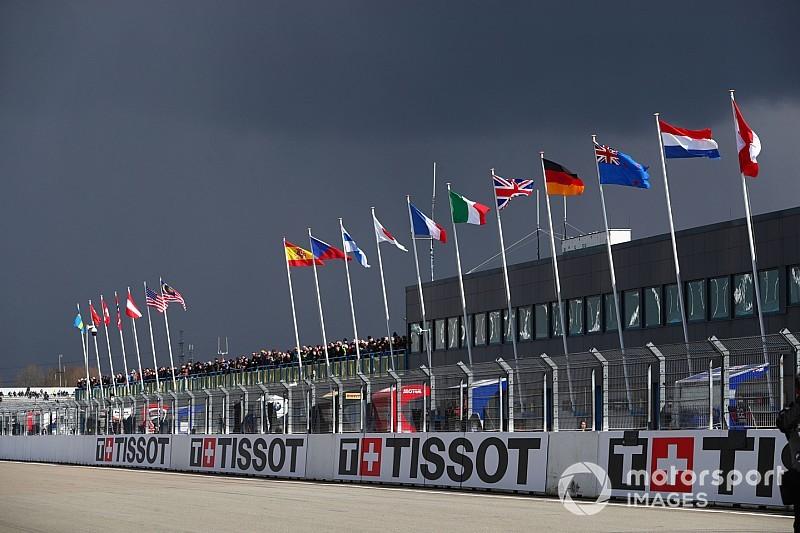 Dit is het aangepaste tijdschema voor het WK Superbikes Assen