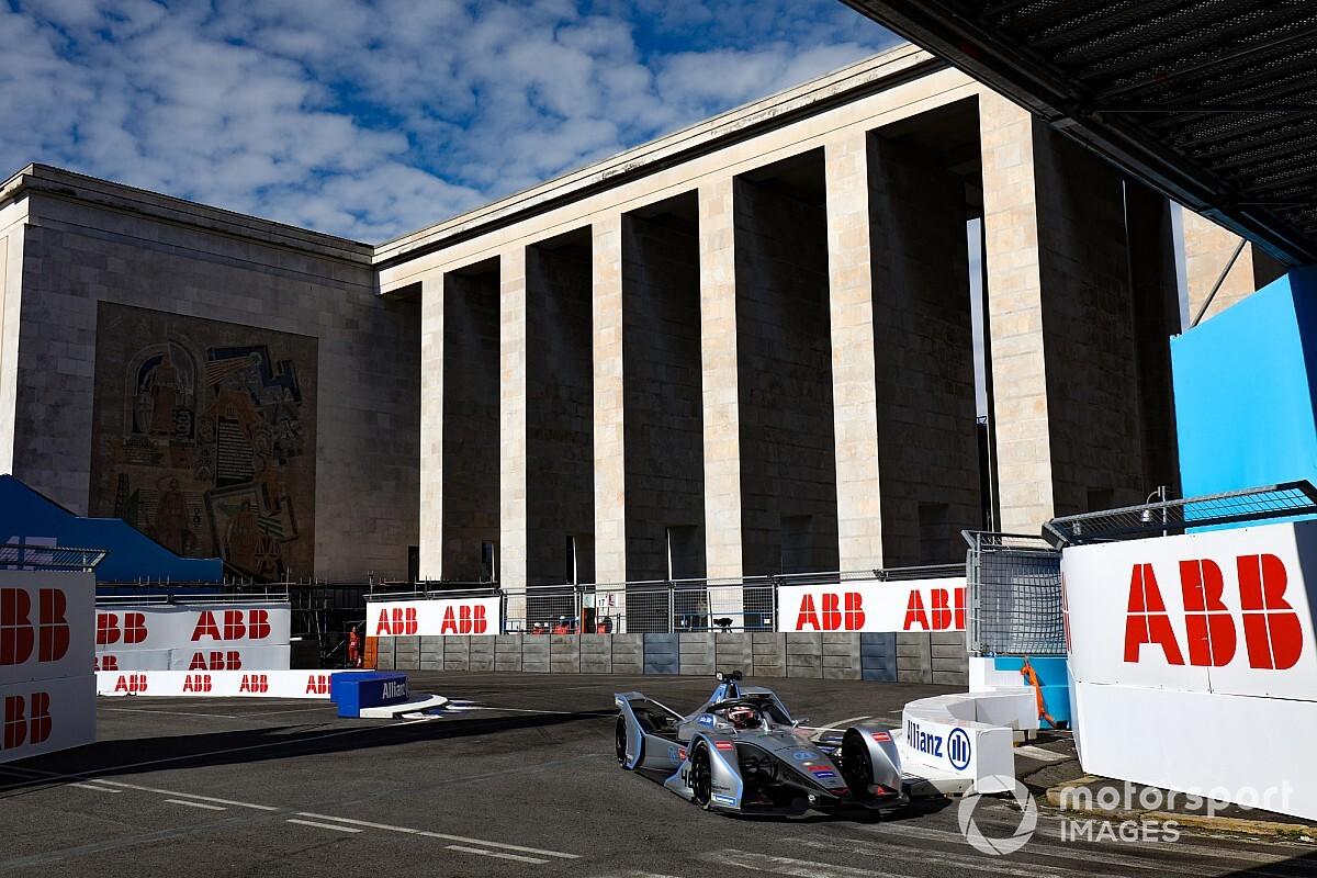 L'E-Prix de Rome confirmé jusqu'en 2025