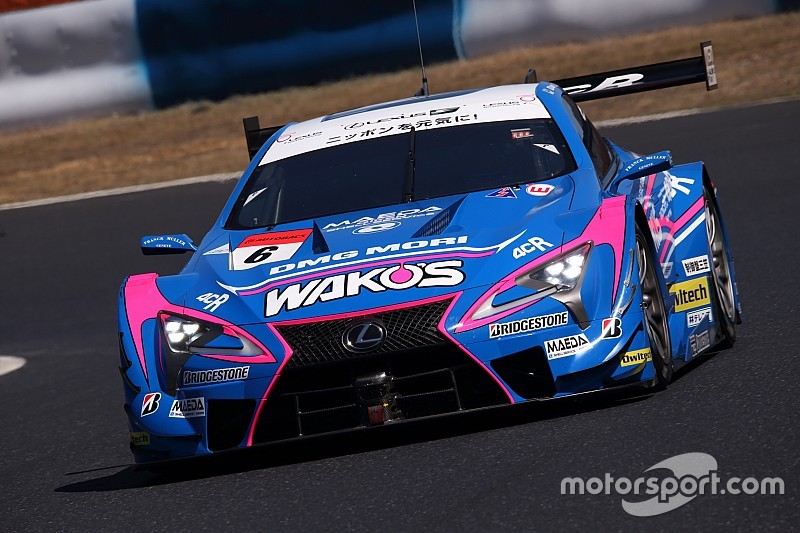The Super GT team that bounced back from tragedy to win again