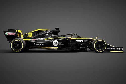 Photos - Renault présente la F1 2019 de Ricciardo et Hülkenberg