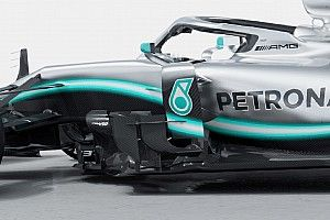 Tech verdict: Mercedes reveals the first 'proper' 2019 car