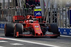 Vettel escapes penalty for driving too slowly
