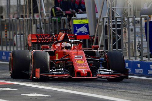 Vettel escapa de punição de grid no Bahrein por ter guiado devagar demais