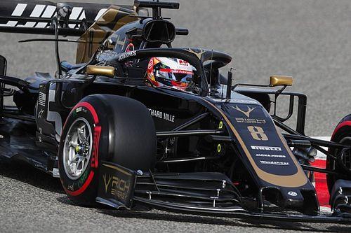 Haas привез в Китай антикрыло, без которого провалилcя в Бахрейне