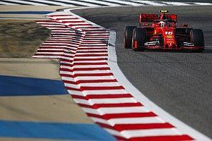Trzy dni testów F1
